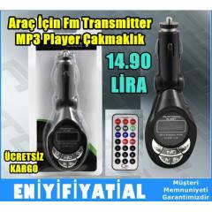 Ara� ��in Fm Transmitter MP3 Player �akmakl�k