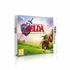 THE LEGEND OF ZELDA OCARINA OF TIME 3DS PAL