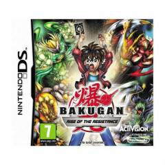 DS BAKUGAN RISE OF RESISTANCE- N�NTENDO DS OYUNU