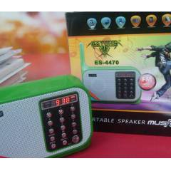 USB-SD DIGITAL FM RADIO/MP3 SES KAYITLI HOPARL�R