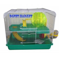 Dream Pet T-202 Hamster Play House 34x24x30cm