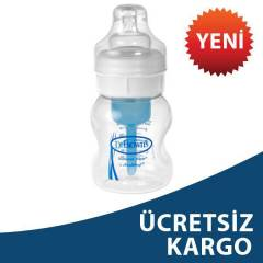 Yeni Dr.Browns Geni� A��zl� Biberon 120ml
