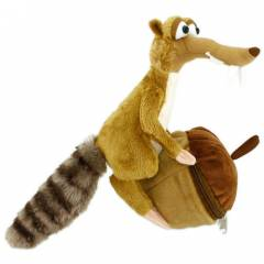 NECOTOYS ICE AGE SCRAT VE HED�YES� PELU�