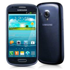 Samsung Galaxy GT-�8190 S3 Mini Mavi