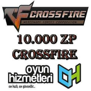 CrossFire 10.000 ZP (Z8 Points) Cross Fire 10000