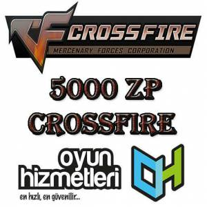 CrossFire 5.000 ZP (Z8 Points) Cross Fire 5000