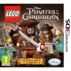 LEGO PIRATES OF THE CARIBBEAN NINTENDO 3DS OYUN