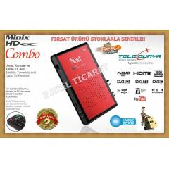 NEXT COMBO M�NX FULL HD UYDU ALICISI ��FTKUMANDA
