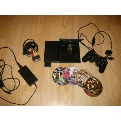 Sony Playstation 2 Slim - �ipli