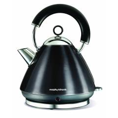 Morphy Richards 43779 Siyah Piramit Su Is�t�c�s�