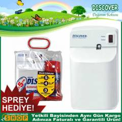 Discover DSR146 Koku Sprey P�sk�rt�c� +YEDE��