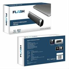FLASH FSP-100-G PC USB 2.1 DIJITAL HOPARLOR USB