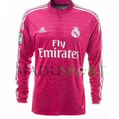 Real Madrid Orj. 2015 Away UzunKol Ma� Formas�
