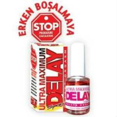 Stop Ultra Maximum Delay Geciktirici Sprey