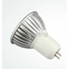 3X1 WATT POWER LED SPOT AMPUL -MR16- G�NI�I�I