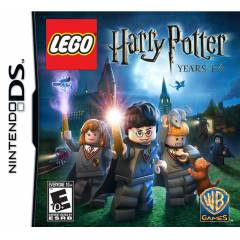 LEGO HARRY POTTER NINTENDO DS OYUN
