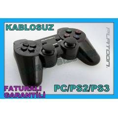 PS2 KABLOSUZ OYUN KOLU PS 2 GAMEPAD WIRELESS
