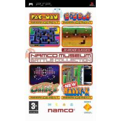 NAMCO MUSEUM BATTLE COLLECTION PSP OYUN
