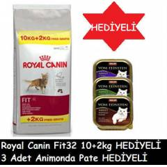 Royal Canin Fit32 10+2 KG HED�YEL� SKT 06/2015