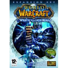 WORLD OF WARCRAFT WRAITH OF  LICK KING PC OYUN