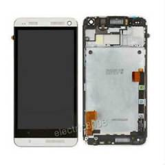 HTC ONE ORJ�NAL DOKUNMAT�K EKRAN KOMPLE PANEL