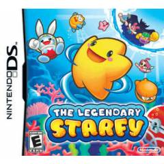 THE LEGENDARY STARFY NINTENDO DS OYUN