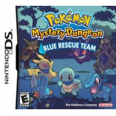 POKEMON MYSTERY DUNGEON NINTENDO DS OYUN
