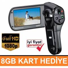 Sanyo CG20 FULLHD Video Kamera Foto�raf Makinesi