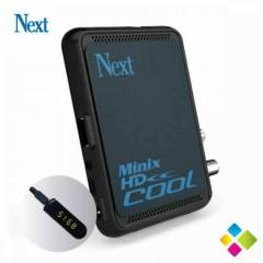 Next Minix HD Cool Uydu Al�c�s�