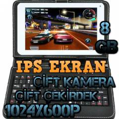 Excon 8 GB IPS Ekran Tablet Pc Çift Çekirdek Cpu