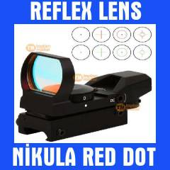A Nikula Red Dot Sight Hedef Noktalay�c� 014