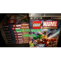PS3 LEGO MARVEL SUPER HEROES IRON MAN DLC'Li