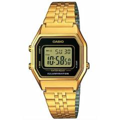 CASIO LA680WGA Retro Digital Bayan Kol Saati