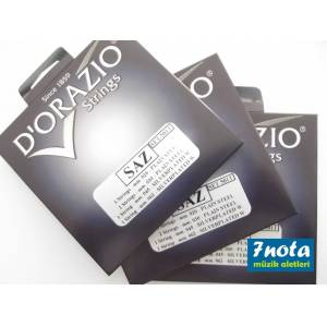 Dorazio 501T Saz Teli 3 Set (Uzun Sap ��in) - �t