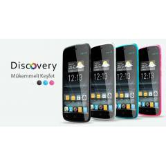 GENERAL MOB�LE D�SCOVERY 16 CEP TELEFONU