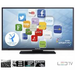 TECWOOD 102cm Smart Uydu Al�c�l� Full HD LED Tv