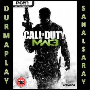 Call of Duty Modern Warfare 3 MW3 Steam CD KEY