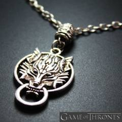 GAME OF THRONES WOLF S�ET KOLYE