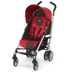 Chicco Lite Way Baston Puset Scarlet
