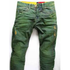 INTEGRAL DENIM YAPRAK YE��L�  JEANS  BOY 34