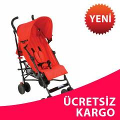 KRAFT HAWA� BASTON BEBEK ARABASI KIRMIZI