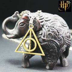 HARRY POTTER �L�M YAD�GARLARI ��GEN KOLYE