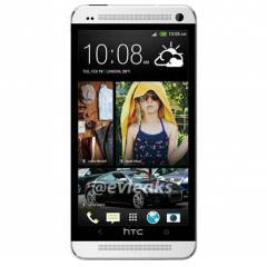 HTC One M7 Silver 32GB