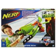 NERF ZOMB�E STR�KE CROSSF�RE BOW