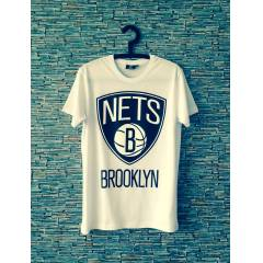 BROOKLYN NETS T-SHIRT NBA obey supra