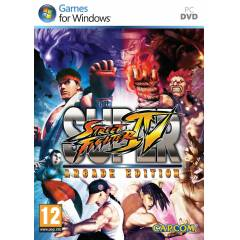 SUPER STREET FIGHTER 4 ARCADE EDITION PC SIFIR