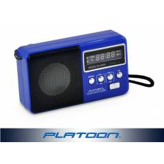 PLATOON ES4464 RADYO, USB-SD MP3 �alan Hoparl�r