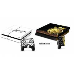 PS4 SKIN PLAY STATION ���N YAPI�TIRICI KORUMA