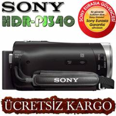 Sony HDR-PJ340 Full HD Video Kamera Projektorlu
