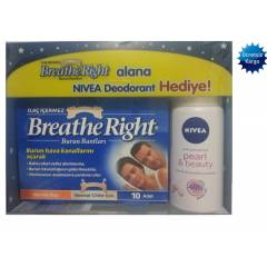 BREATHE R�GHT NORMAL BOY BURUN BANDI+35 ML DEO.